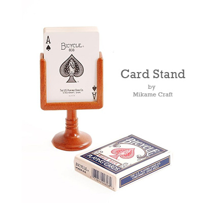 Mikame Card Stand - magic