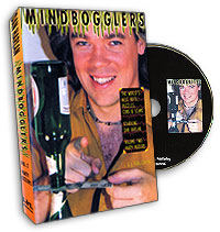 Mindbogglers Harlan Volume 2, DVD - magic