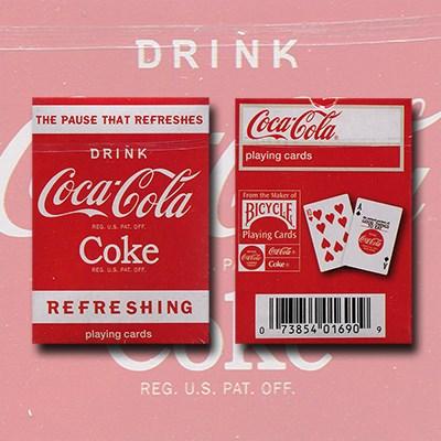 Mini Coke Playing Cards - magic