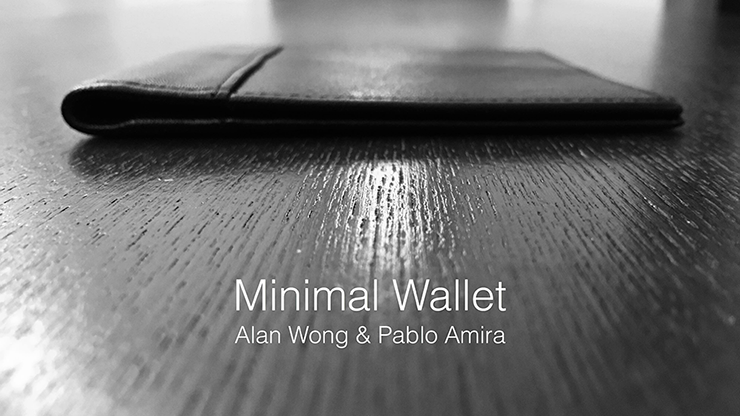 Minimal Wallet - magic