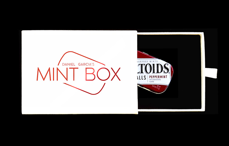 Mint Box - magic