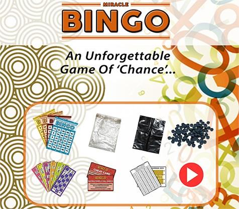 Miracle Bingo - magic