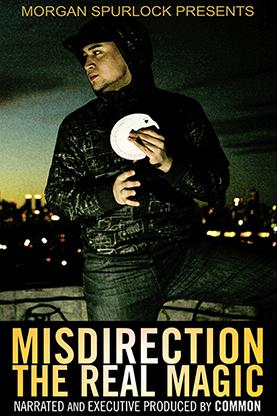 Misdirection - Real Magic - magic