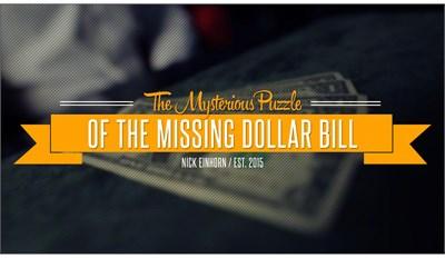 Missing Dollar - magic