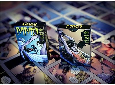 MMD#4 - Magicians Must Die Comic Deck - magic