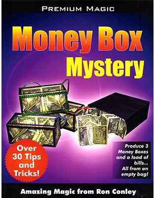 Money Box Mystery - magic