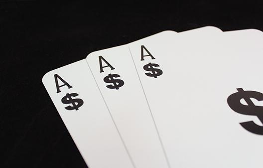 Money Shuffle - magic
