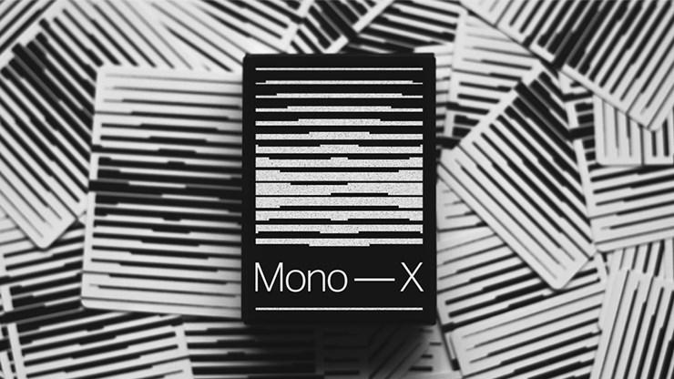Mono - X Playing Cards - magic
