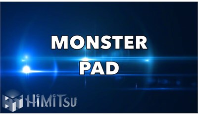 Monster Pad - magic