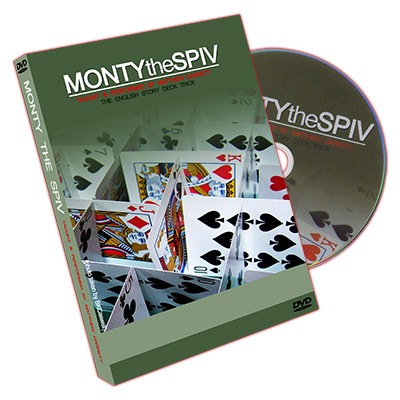 Monty the Spiv - magic