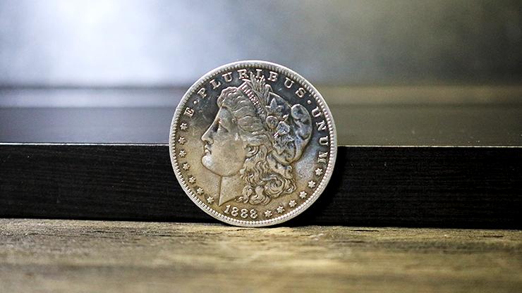 Morgan Silver Dollar Single Coin - magic