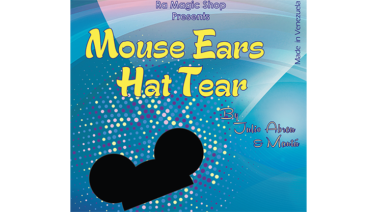 Mouse Ears Hat Tear - magic
