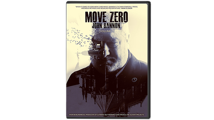 Move Zero (Volume 3) - magic