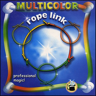 Multicolored Rope Link - magic