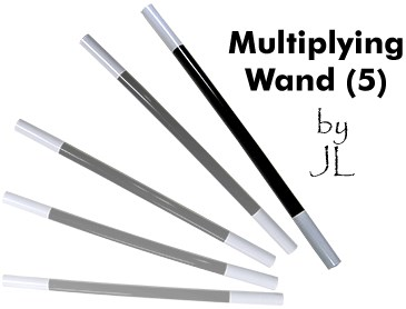 Multiplying Wand - magic