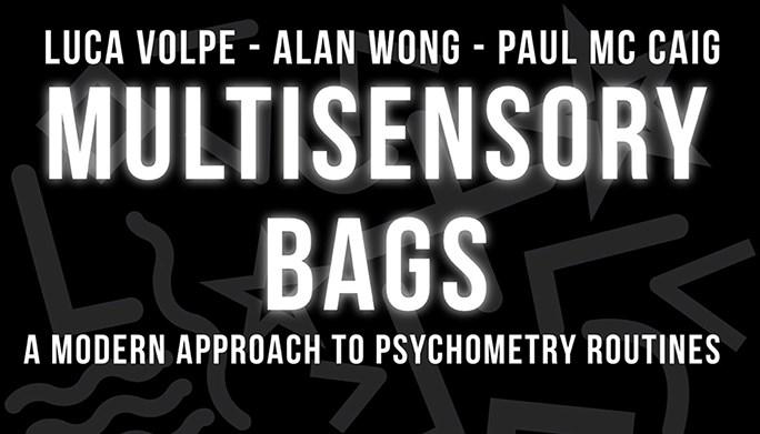 Multisensory Bags - magic