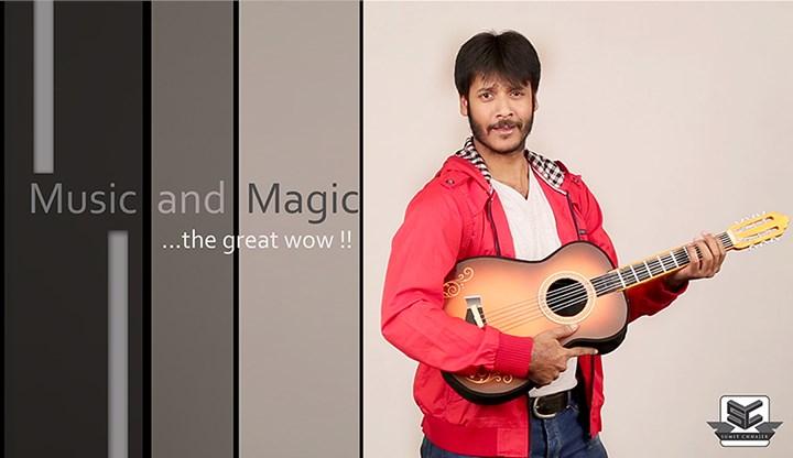 Music and Magic - magic
