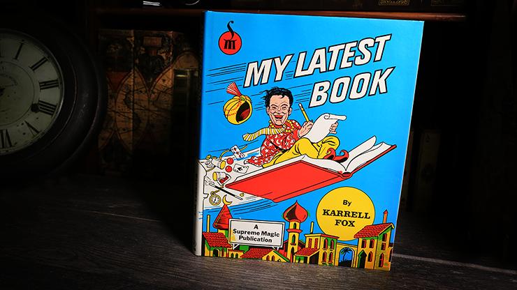 My Latest Book - magic