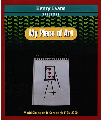 My Piece of Art - magic