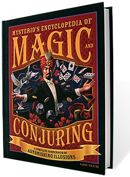 Mysterio's Encyclopedia of Magic and Conjuring - magic