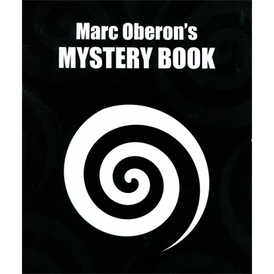 Mystery Book - magic