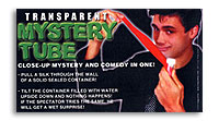 Mystery Tube - magic