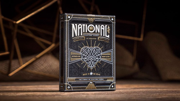 National Playing Cards - magic