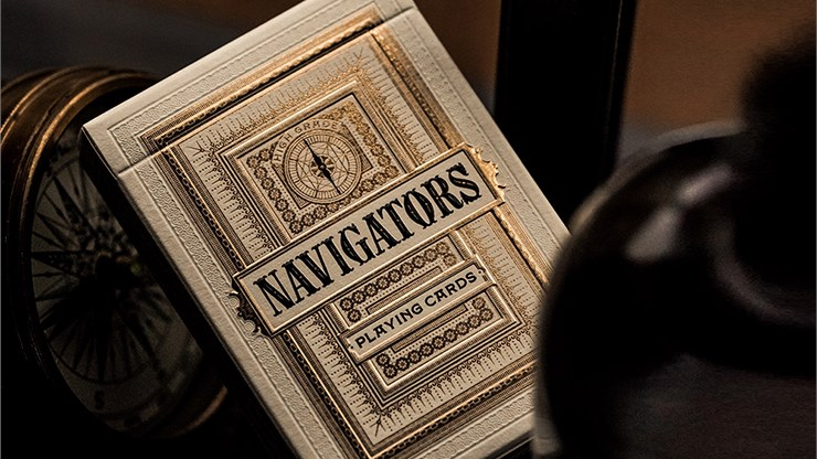Navigators Playing Cards - magic
