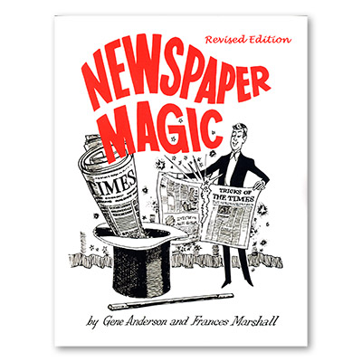 Newspaper Magic - magic