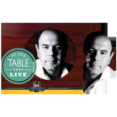 Nicholas Einhorn Live Lecture DVD - magic