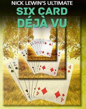 Nick Lewin's Six Card Déjà Vu - magic