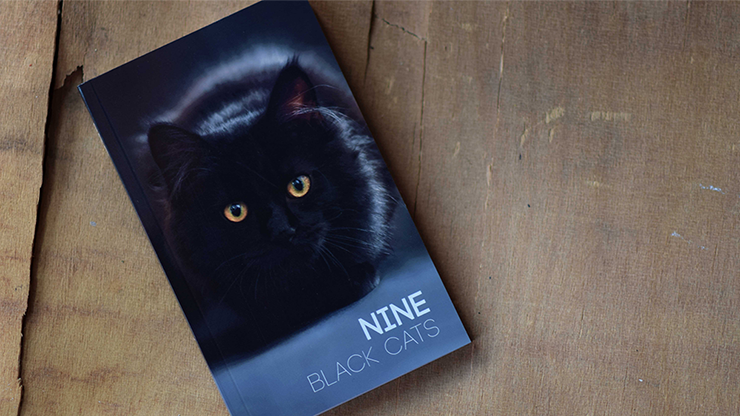 Nine Black Cats - magic