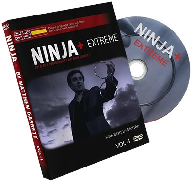 Ninja+ Extreme DVD - magic