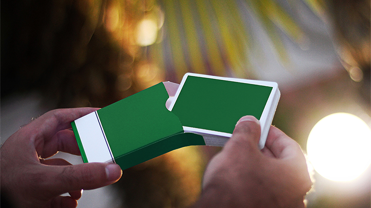 NOC Original Deck (Green) USPCC Printed - magic