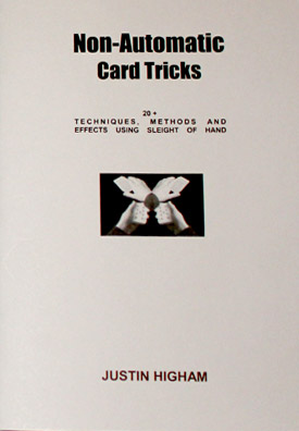 Non-Automatic Card Tricks - magic