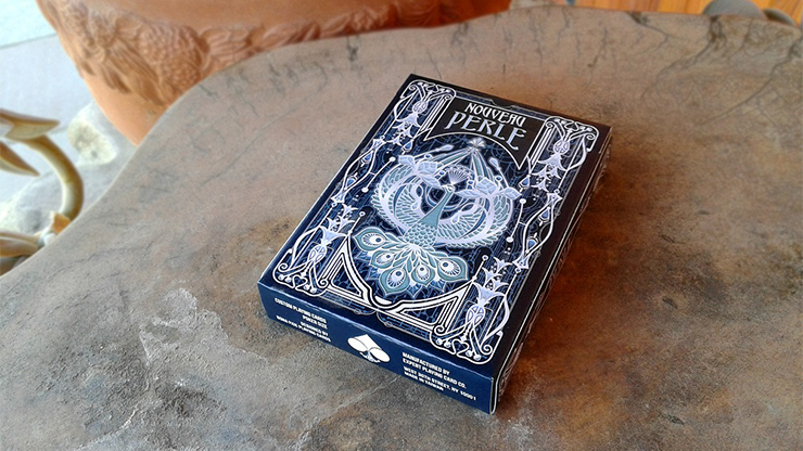 Nouveau Perle Playing Cards - magic