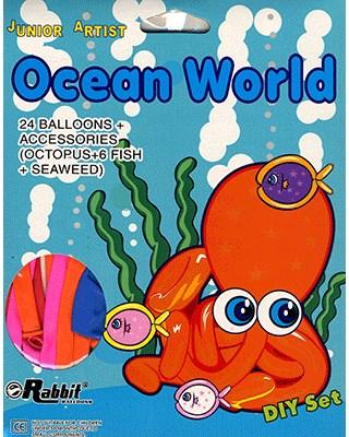 Ocean World Balloon Kit - magic