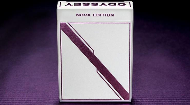 Odyssey Nova Edition Playing Cards - magic
