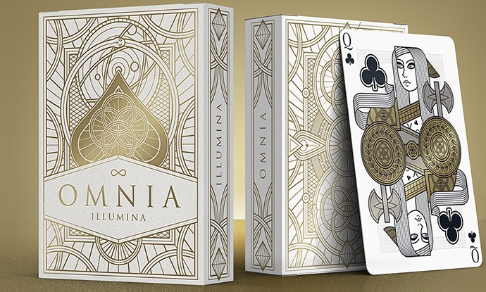 Omnia Illumina Deck - magic