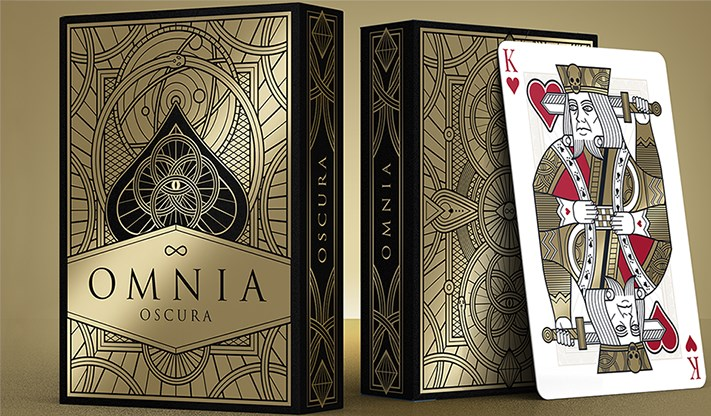 Omnia Oscura Deck - magic
