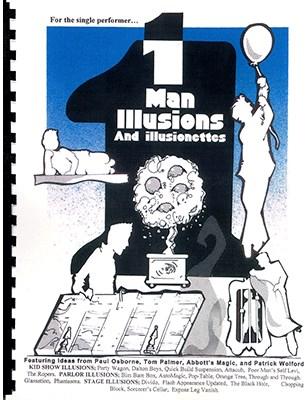 One Man Illusions - magic