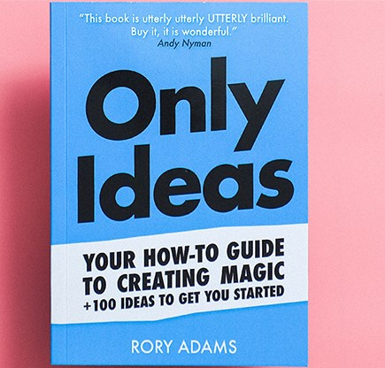 Only Ideas - magic