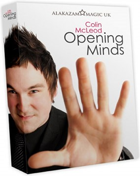 Opening Minds (4 DVD Set) - magic