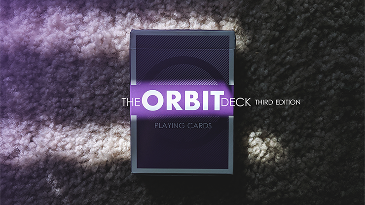 Orbit V3 Playing Cards - magic