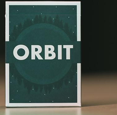 Orbit V6 Playing Cards - magic