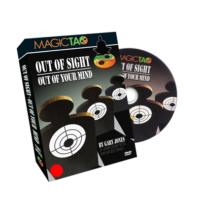 Out of Sight Out Of Your Mind  - magic