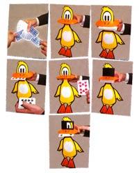 Pancho the Pickin Duck - magic