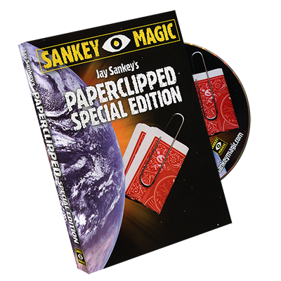 Paperclipped Special Edition - magic
