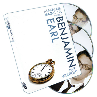 Past Midnight (3 DVD Set) - magic