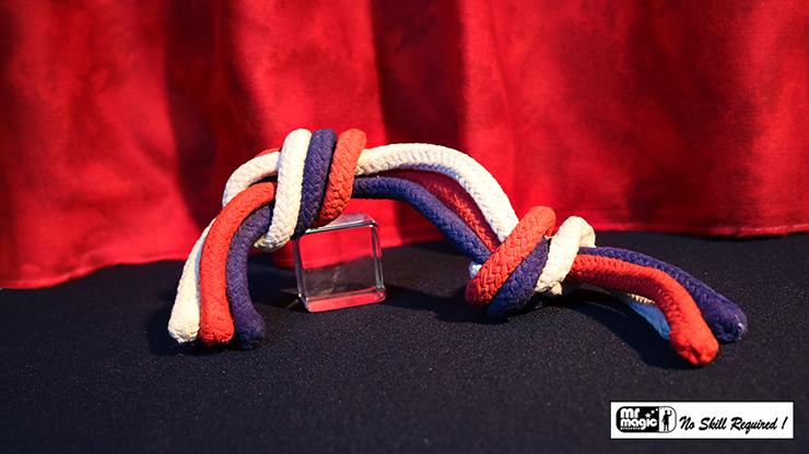 Patriotic Rope - magic
